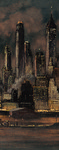 Adolf Dehn Exhibition Bookmark by Fairfield University Art Museum