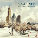 Adolf Dehn Exhibition Brochure by Fairfield University Art Museum and Philip Eliasoph