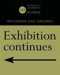 Adolf Dehn Exhibition Sign by Fairfield University Art Museum
