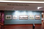 Adolf Dehn Exhibition Title Wall
