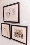 Adolf Dehn Exhibition Drawings by Fairfield University Art Museum