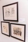 Adolf Dehn Exhibition Drawings
