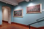 Adolf Dehn Exhibition Lower Manhattan Wall