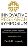2019 ANNUAL INNOVATIVE RESEARCH SYMPOSIUM