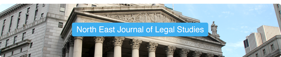 North East Journal of Legal Studies