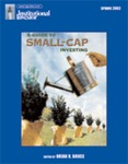 Institutional Investor's Guide to Small Cap Investing