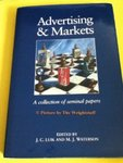 Advertising and Markets: A Collection of Seminal Papers by J. C. Luik, M. J. Waterson, Carl A. Scheraga, and John E. Calfee