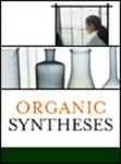 Organic Syntheses. Volume 84 by Aaron R. Van Dyke, K. M. Miller, and T. F. Jamison