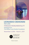 Timeless Monumentality Poster by Fairfield University Art Museum