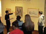 The Essential Line: Drawings from the Dahesh Museum of Art by Bellarmine Museum of Art
