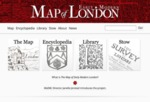 Map of Early Modern London by Shannon E. Kelley
