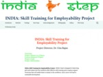INDIA: Skill Training for Employability Project by Gita Rajan