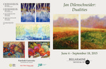 Jan Dilenschneider: Dualities Brochure