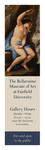 Bellarmine Museum Bookmark Fall 2010