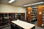 DiMenna-Nyselius Library, Lower Level, Archives and Special Collections