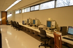 DiMenna-Nyselius Library, Lower Level, Microform Readers