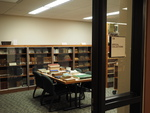 DiMenna-Nyselius Library, Lower Level, Special Collections