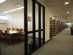 DiMenna-Nyselius Library, Upper Level, Group Study Room