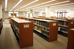 DiMenna-Nyselius Library, Fairfield University, Main Level, Reference Collection