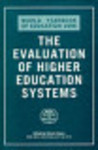 World Yearbook of Education 1996: The Evaluation of Higher Education Systems by Robert Cowen and Susan D. Franzosa