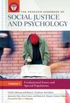 Praeger Handbook of Social Justice and Psychology, Volume 3: Youth and Disciplines in Psychology