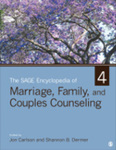 The SAGE Encyclopedia of Marriage, Family, and Couples Counseling by Stephaney Morrison