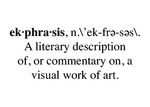 ekphrasis i Postcard by Bellarmine Museum of Art
