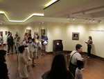 ekphrasis i Opening by Bellarmine Museum of Art