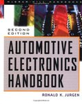 Automotive Electronics Handbook, 2nd Edition by Ronald K. Jurgen and Jeffrey N. Denenberg