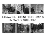 Excavation: Recent Photographs by Stanley Greenberg Exhibition Catalogue