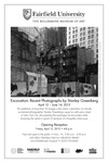 Excavation: Recent Photographs by Stanley Greenberg Poster