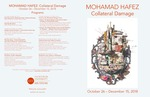 Mohamad Hafez: Collateral Damage Brochure