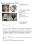 Hair in the Classical World Connections by Bellarmine Museum of Art