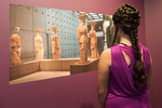 Hair in the Classical World: Replication by Bellarmine Museum of Art