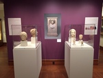 Hair in the Classical World Cases by Bellarmine Museum of Art