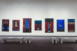 H. A. Sigg: Abstract Rivers by Fairfield University Art Museum