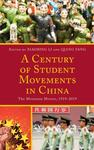 A Century of Student Movements in China: The Mountain Movers, 1919–2019