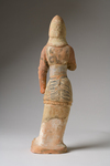 Figure of a Soldier - Back view by Bellarmine Museum of Art
