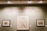 Title Wall of Picturing History: Ledger Drawings of the Plains Indians