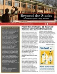 """""""Beyond the Stacks"""" Vol 1, Issue 1, Winter/Spring 2021 by DiMenna-Nyselius Library"""