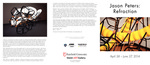 Jason Peters:  Refraction Brochure