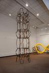 Jason Peters Sumerian Column by Jason Peters
