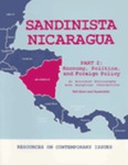 Sandinista Nicaragua : an annotated bibliography with analytical introductions