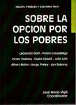 Sobre la opción por los pobres by José María Vigil