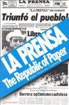 La Prensa : the republic of paper by Jaime Chamorro Cardenal