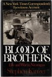 Blood of brothers : life and war in Nicaragua by Stephen Kinzer