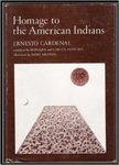 """Homenaje a los indios americanos. English;""""Homage to the American Indians."""""""