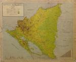 Republic of Nicaragua Map