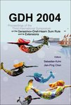 GDH 2004: Proceedings of the Third International Symposium on the Gerasimov-drell-hearn Sum Rule And Its Extensions by Sebastian Kuhn, Jian-ping Chen, Angela Biselli, and CLAS Collaboration