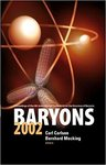 Baryons 2002: proceedings of the 9th International Conference on the Structure of Baryons